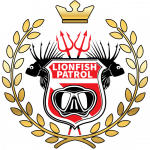 Lionfish Patrol Derby Logo
